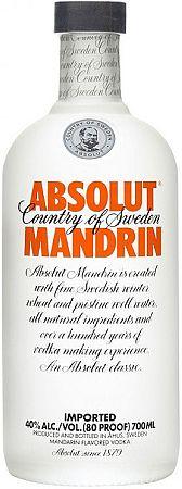 Absolut Mandrin 40% 0,7l