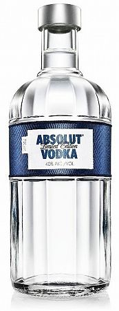Absolut Mode Edition 1l 40%