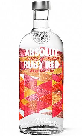 Absolut Ruby Red 40% 0,7l
