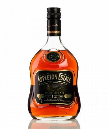 Appleton Estate Rare Blend 12Y 0,7l (43%)
