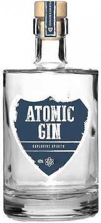 Atomic Gin 40% 0,5l