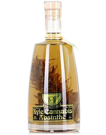 Bairnsfather Kyle Cannabis Absinth 55% 1l