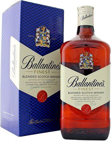 Ballantine's Finest 1,75l 40%