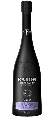 Baron Hildprandt - Ze zralých švestek 40% 0,7l