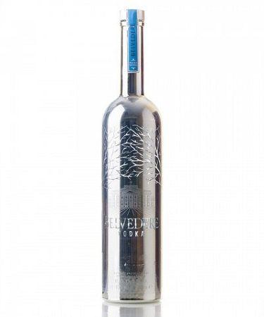 Belvedere Silver Saber Vodka 1,75l (40%)