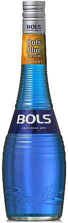 Bols Blue Curacao 21% 0,7l