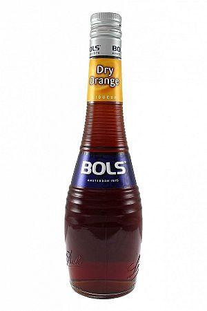 Bols Dry Orange Curacao 24% 0,7l