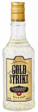Bols Gold Strike 50% 0,5l