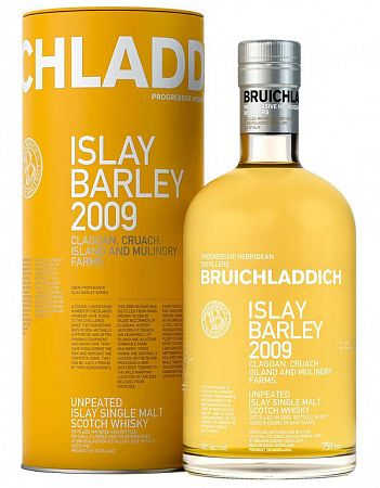 Bruichladdich Islay Barley 2009 50% 0,7l