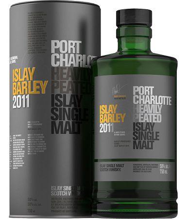 Bruichladdich Port Charlotte Islay Barley 2011 50% 0,7l