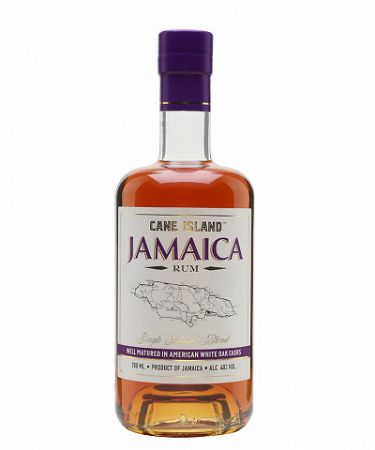 Cane Island JAMAICA Single Island Blend 0,7l (40%)