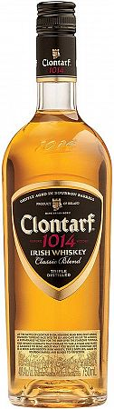 Clontarf Classic Blend 40% 0,7l