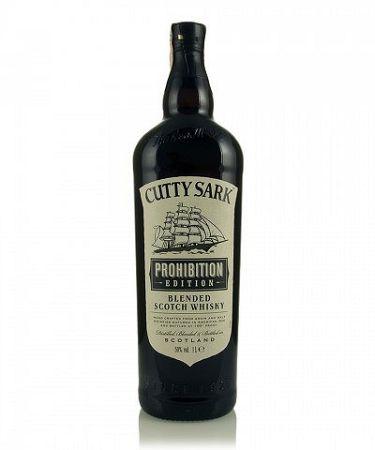 Cutty Sark Prohibition Edition 1l (50%)