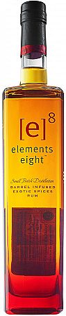 Elements 8 Spiced 40% 0,7l