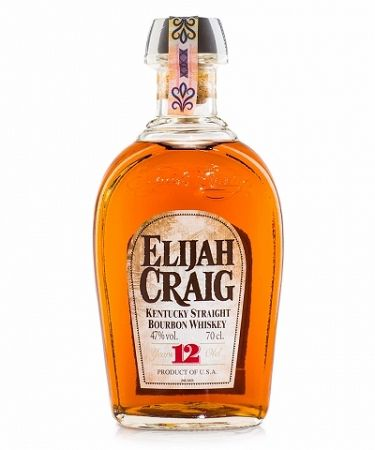 Elijah Craig 12Y 0,7l (47%)