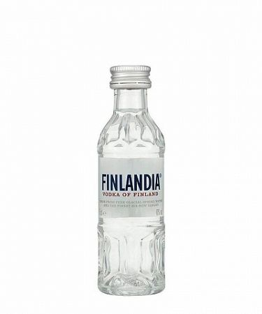 Finlandia Vodka 50ml (40%)