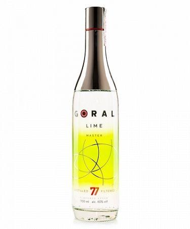 Goral Master Lime 0,7l (40%)