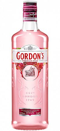 Gordon's Premium Pink Gin 37,5% 0,7l