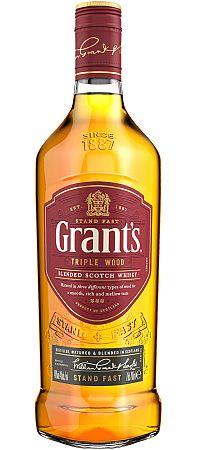Grant's Triple Wood 40% 0,7l