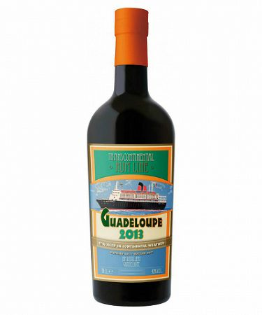 Guadeloupe Transcontinental Rum Line 2013 0,7l (43%)