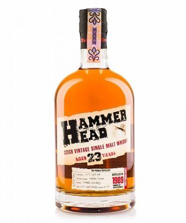Hammer Head whisky 0,7l (40,7%)