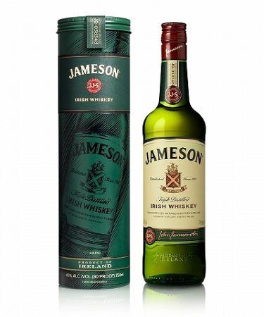 Jameson + GB 0,7l (40%)