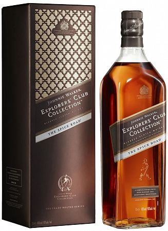 Johnnie Walker Explorer's Club Collection The Spice Road 40% 1l