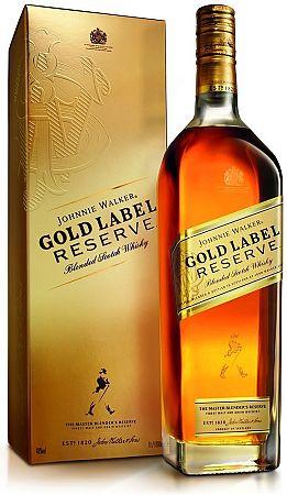 Johnnie Walker Gold Label Reserve 40% 0,7l