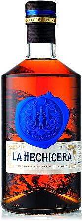 La Hechicera Fine Aged Rum 40% 0,7l