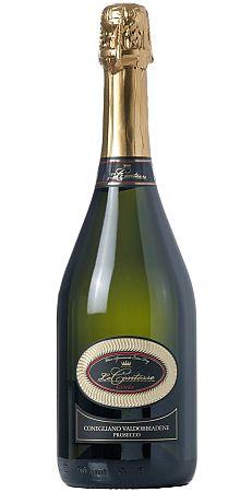 Le Contesse Cuvée Conegliano Valdobbiadene Extra Dry 11% 0,75l