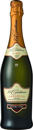 Le Contesse Prosecco Treviso DOC Extra Dry 11% 0,75l