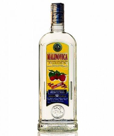 Malinovica Pravý Destilát 0,7l (42%)