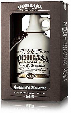 Mombasa Club Colonel's Reserve 43,5% 0,7l