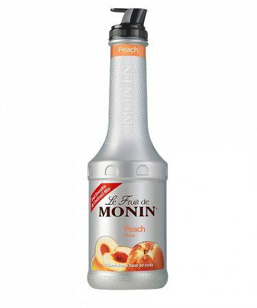 Monin Peach Purée 1l