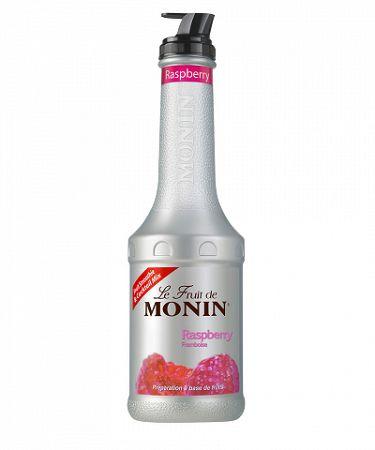Monin Raspberry Purée 1l