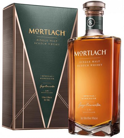 Mortlach Special Strength 49% 0,5l