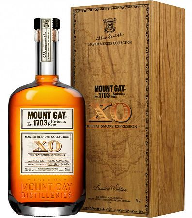Mount Gay XO The Peat Smoke Expression 57% 0,7l