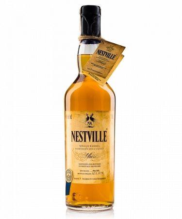 Nestville Whisky Single Barrel + GB 0,7l (40%)