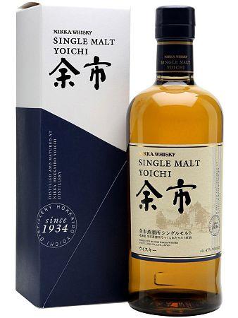 Nikka Yoichi Non Age 45% 0,7l