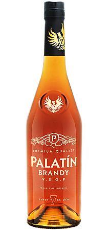 Palatin VSOP 7 ročné brandy 40% 0,7l