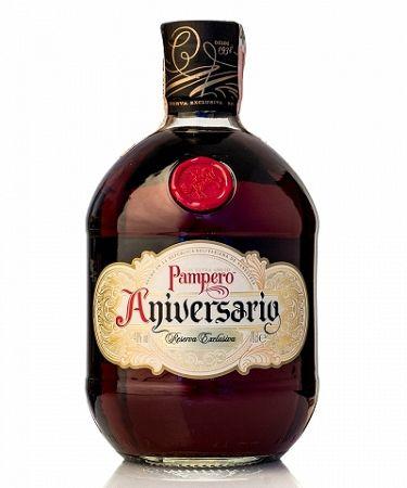 Pampero Ron Reserva Aniversario 0,7l (40%)