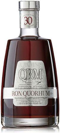 Ron Quorhum 30 Aniversario 40% 0,7l