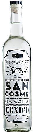 San Cosme Mezcal 40% 0,7l