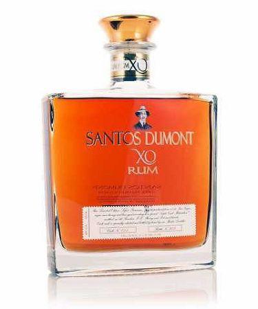 Santos Dumont X.O. Super Premium Rum + GB 0,7l (40%)