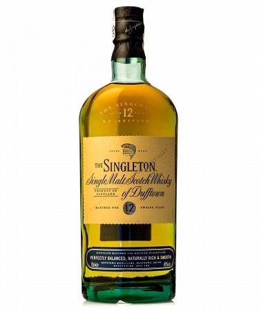 Singleton Duff 12Y Whisky 0,7l (40%)