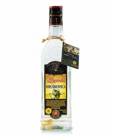 Spišská Hruškovica Original 0,7l (40%)