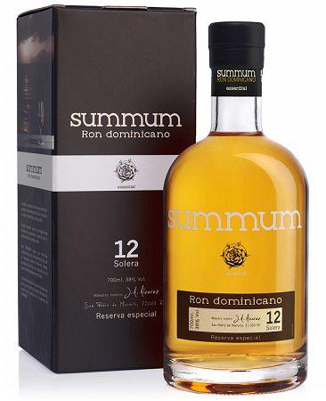 Summum Reserva Especial 12 ročný 38% 0,7l
