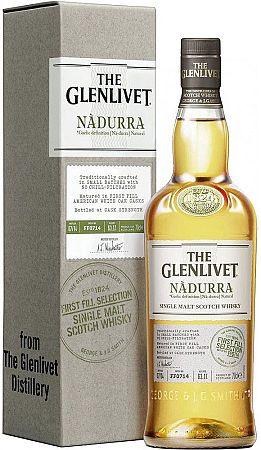 The Glenlivet Nadurra First Fill Selection 48% 1l