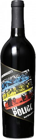 The Police Synchronicity Red Wine Blend 2010 14,5% 0,75l