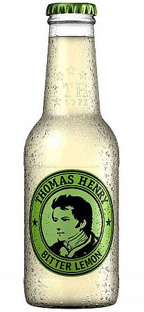 Thomas Henry Bitter Lemon 0% 0,2l